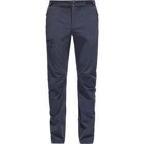 Haglöfs Breccia Lite Pantalones Hombre, azul